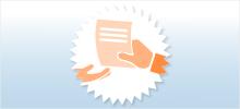 2. Schritt: Angaben mit dem Formular in einer Filiale Ihrer Volksbank Lohne-Mühlen eG abgeben